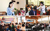「北米支教会訪問と聖霊の満た