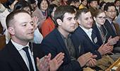 Молодежь из Молдовы, получи