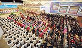 «Мощное служение, исполненн
