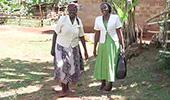 «Mi madre pudo caminar bien