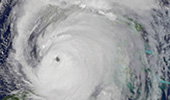 ¡El huracán Irma se desvane